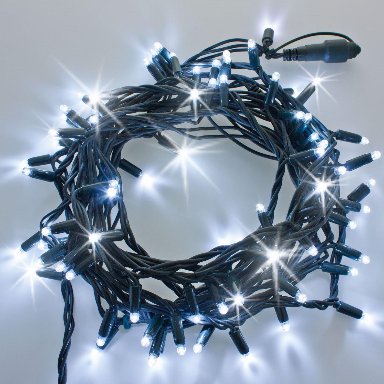 LED řetěz s flash efektem